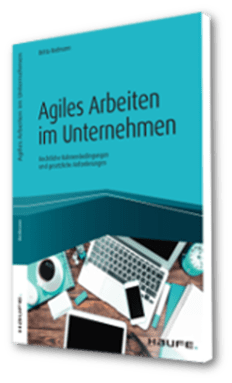 Agiles Arbeiten in Unternehmen - das Buch zu Agilität und NewWork